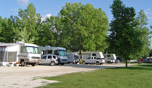 Grassy RV Sites
