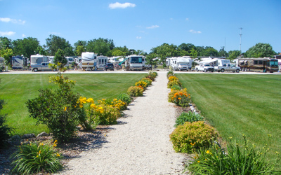 Sycamore Rv Resort Rates Page